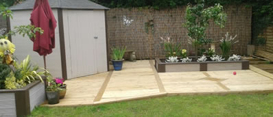 get a quote for composite decking in bolton
