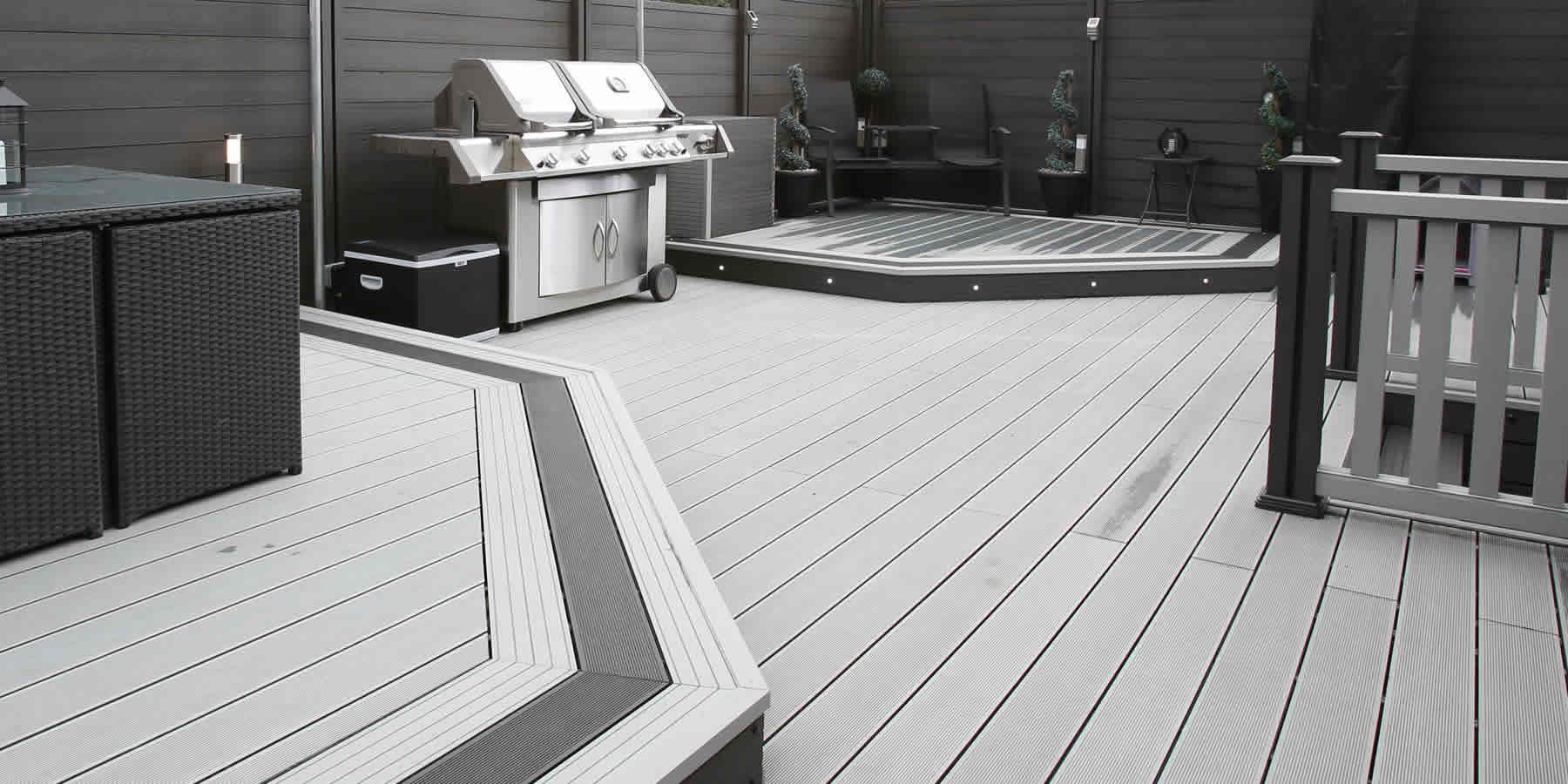 composite decking in bolton